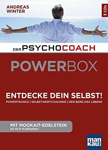 Der Psychocoach: Power-Box: Entdecke dein Selbst! Mit Mookait-Edelstein als NLP-Kraft-Anker und Bonus-DVD