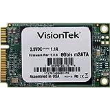 VisionTek 480GB mSATA SATAIII Internal Solid State Drive - 900613