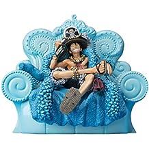 Figurine One Piece - Luffy 20th Anniversary Diorama 1 SH figuarts Zero 15 cm