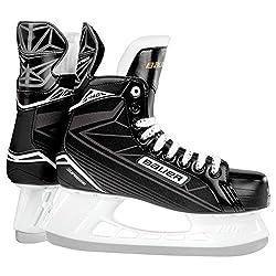 Bauer Supreme S 140Boys Junior Ice Hockey Skates, Boys Schlittschuh Supreme S 140 Junior, Blacksilver