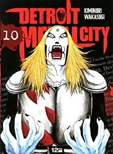 Detroit Metal City Edition simple Tome 10