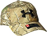 Under Armour Herren Camo Cap 2.0 Einheitsgröße Realtree Ap-Xtra/Black