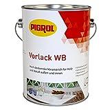 Pigrol Vorlack weiß 2,5L Grundierung Voranstrich für Innen und Außen