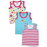 Best Luvable Friends Friend For Boys - Luvable Friends 3 Pack Baby Sleeveless Tee Top Review