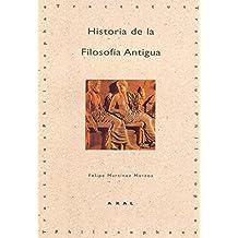 Historia de la Filosofía Antigua (Tractatus philosophiae)