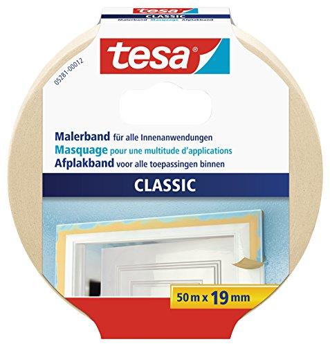 Preisvergleich Produktbild tesa® Kreppband/05281-00012-03 50mx19mm