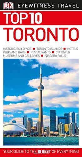 Top 10 Toronto (DK Eyewitness Top 10 Travel Guides)