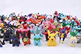 #7: Giftlovers Pokemon Action Figure 0.5- 1.5 inches - 24Pcs Set Random characters