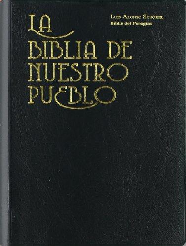 Biblia de nuestro pueblo m6 bolsillovinilo por Luis Alonso Schoekel