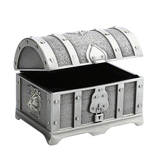 Walfront Caja de Joyero de Princesa