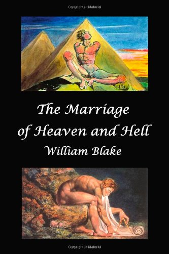 The Marriage of Heaven and Hell (Text and Facsimiles) Cover Image