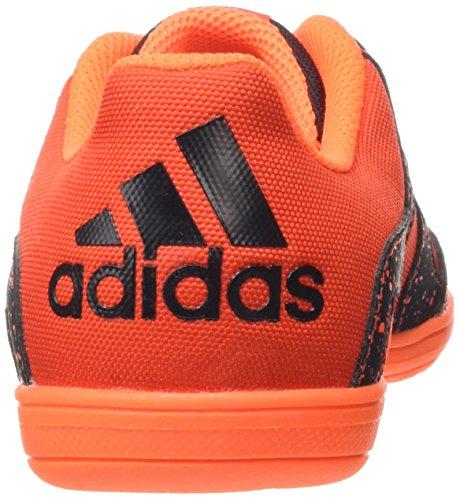 adidas X 15.4 ST J Unisex-Kinder Fußballschuhe Orange / Schwarz / Rot iGTH1PMe5Y