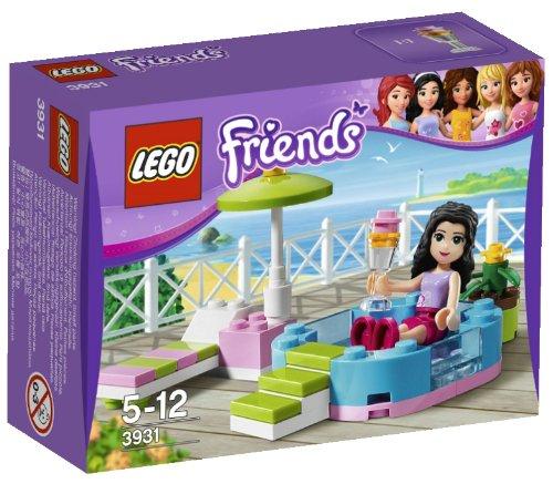 LEGO Friends 3931 - Emma\'s Sonnenterrasse
