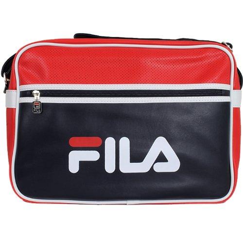 fila-docena-messenger-notebook-flug-retro-schultertasche-marineblau-rot-rot-l-38cm-x-h-27cm-x-t-10cm