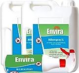 ENVIRA Gegen Milben Spray 2x5Ltr+500ml