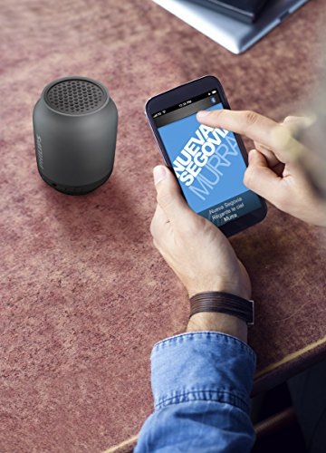 Philips BT50B Portable Wireless Bluetooth Speaker, Black