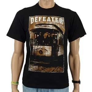 Defeater - NJ Transit Band T-Shirt, schwarz, Größe:XL