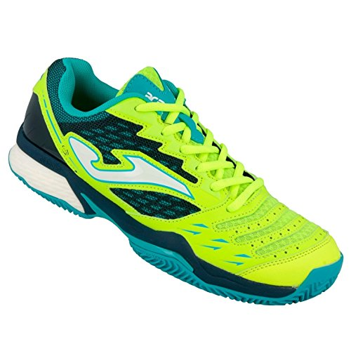 JOMA T_ACES_711 SCARPE RUNNING T.ACE CLAY 711 GIALLO FLUO Shoes Fall Winter Uomo Giallo fluo