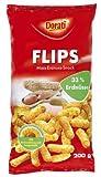 Dorati Erdnußflips, 25er Pack (25 x 200 g) -