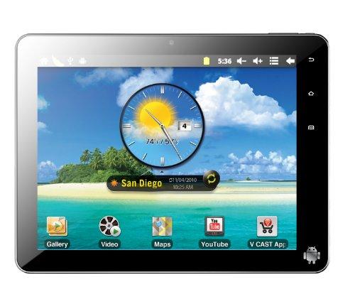 i-INN PRO-10 QC Tablet 9.7 Pollici, Processore Quad Core 1.5GHz, 8GB, HDMI, colore: Nero/Argento [Italia]