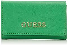 Idea Regalo - Guess Did I Say 90?, Portachiavi Donna, Verde (Green), 10.5x6.5x2 cm (W x H x L)