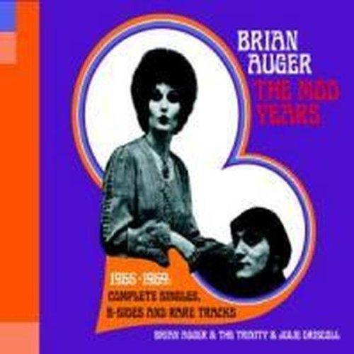 Brian & Driscoll,Julie Auger: The Mod Years 1965-1969 (Audio CD)