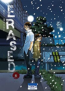 Erased Edition simple Tome 6