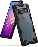 Ringke Fusion-X Design DDP Galaxy S10 Plus Case, Rear