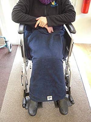 Simplantex Navy LapWrap for Wheelchairs