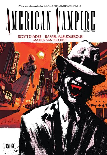 American Vampire Vol. 2 (English Edition)