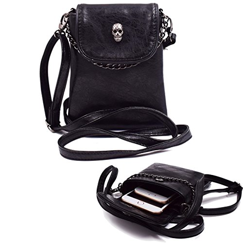 women-single-shoulder-crossbody-bags-witery-gothic-studded-skull-head-mini-single-shoulder-crossbody