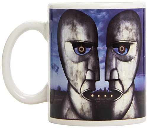 Rock Off PFMUG05 Pink Floyd Metal Heads Tasse