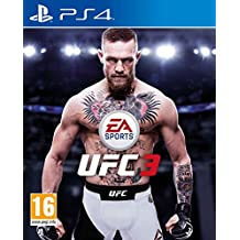 EA Sports UFC3 - Playstation 4