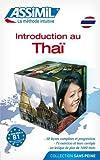 Introduction au Thaï ; Livre