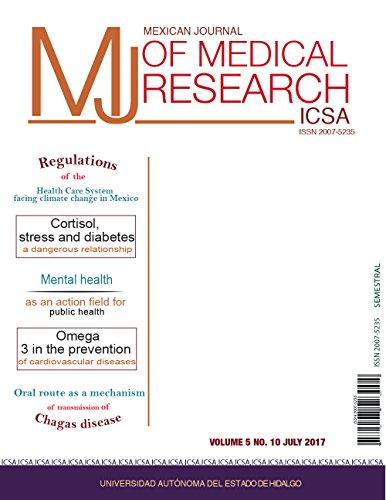 Mexican Journal of Medical Research No. 10 por Tania C.  López-Martínez