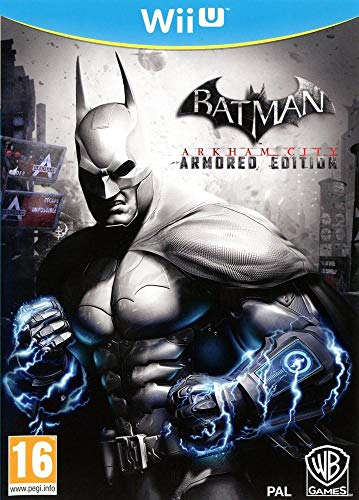 Warner Brothers - Batman: Arkham City - Armored Edition (English/French Box) /Wii-U (1 GAMES) (Arkham City Armored Edition)