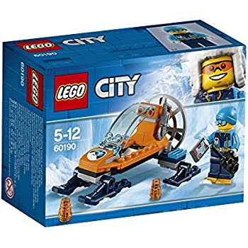 D'exploration Arctique La Base Lego Jeu Mobile 60195 City De dCoBerWx
