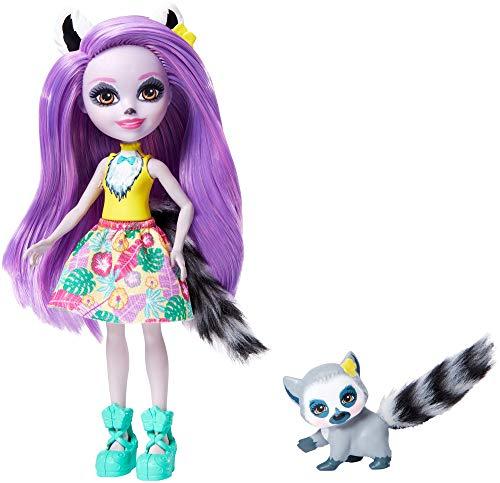 Larissa Lemur und Ringlet, Spielzeug ab 4 Jahren ()