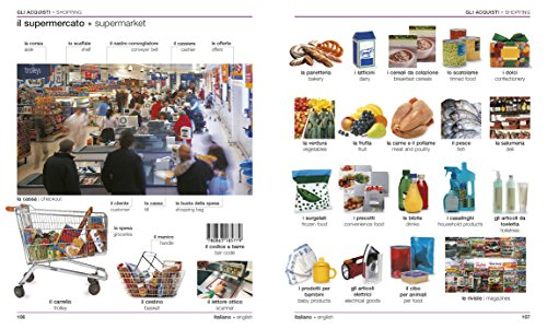 Zoom IMG-3 italian english bilingual visual dictionary