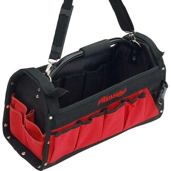 Stanley Toolbag Tools Carry Case Workmans DIY Handle Tool Pockets Storage Box UK