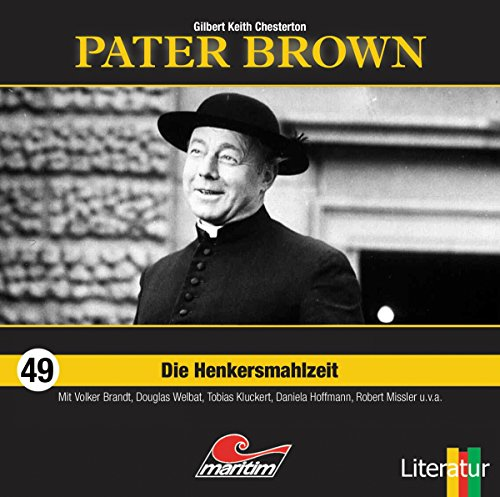 Pater Brown (49) Die Henkersmahlzeit - martim 2016