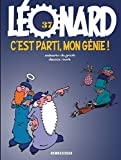 Léonard - tome 37 - C'est parti, mon Génie !
