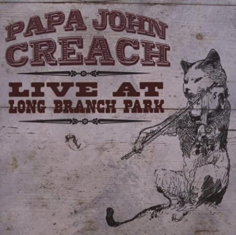 LONG BRANCH PARK 93 by Papa John Creach