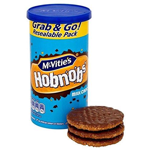 Mcvitie's Schokolade bei Mcvitie Hobnobs Schlauch 205g (2 Stück)