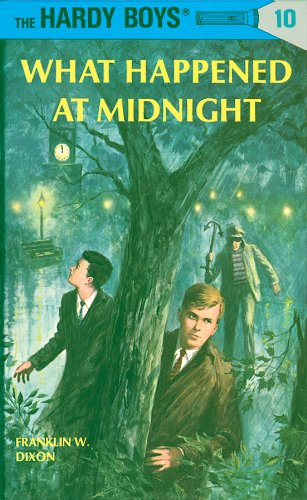 Hardy Boys 10: What Happened at Midnight (The Hardy Boys) (English Edition)