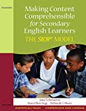 Making Content Comprehensible for Secondary English Learners:The SIOP Model