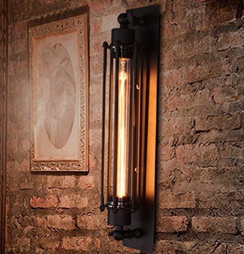 Sucatle Creative, Retro, Edison, Flöte, Wandleuchte, europäischer Stil, Bügeleisen, Netto Kaffee, Restaurant, Bar, Gang, Hotel, LED, Wandleuchte Sucatle -