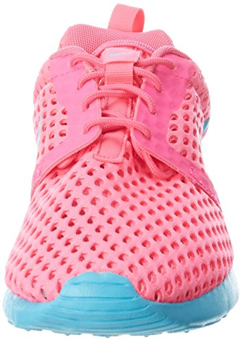 Nike Roshe One Flight Weight (Gs), Baskets Fille Rose (Rosa (Pink Blast/Gamma Blue)Pink Blast/Gamma Blue)