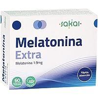 SAKAI MELATONINA EXTRA Comprimidos 60 Comp. Masticables