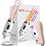 SEXYZ Sexmaschine Sex Maschine Toys4 Frauen Tragbar Automatic Retractable Dildo Sexy Spielzeug Weibliche Erwachsene Maschinen Für Frauen Medizinische Silikon DIBEI